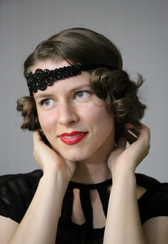 flapper style hair chatterblossom giveaway lladybird 4634
