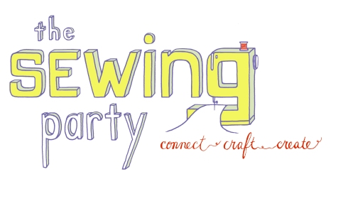 The Sewing Party Logo