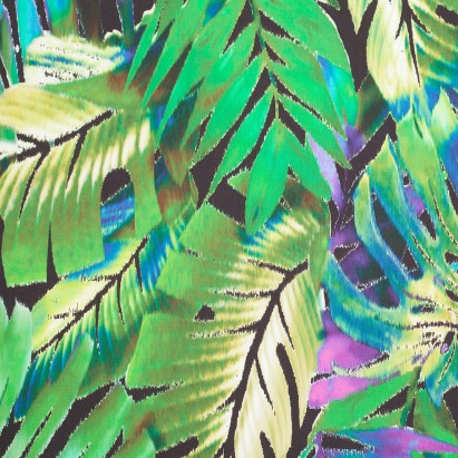 tropical sateen